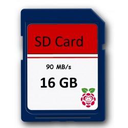 SD Card 16 GB Schnelle 16 GB SD Karte 90mb/s